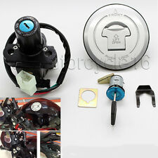 Ignition Switch+Gas Cap+Seat Locks Set For Honda CBR 600RR 2003-2006 2004 2005