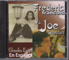 ULTRA RARE cd 70s 80s JOE DASSIN & FREDERIC FRANCOIS en español SHABALA a ti