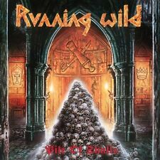 Running Wild - Pile Of Skulls Black Vinyl 2LP 25.08.17 VVK / preorder