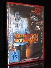 DVD KALIFORNIA NIGHTMARE - ACTION CULT UNCUT - KRISTY SWANSON *** NEU ***