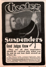 1900 B AD CHESTER SUSPENDERS GOOD JUDGE PERIWIG ROBES