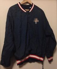 Vintage Florida Panthers Men's Starter Jacket Pullover M NHL 1990s Throwback