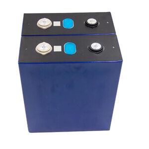 100% New Lifepo4 320Ah 4-16PCS 3.2V Grade A Battery Pack DIY RV Cell 2PCS