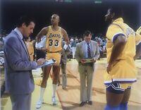 Los Angeles Lakers Photo Lot 8x10 Riley Magic Scott (7 Prints)