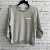 Spiritual Gangster Namaste 3/4 Sleeve Crew Neck Sweatshirt Size Medium Pullover