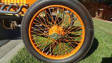 Buffalo wire wheel nut knock off Model T speedster Rajo Frontenac