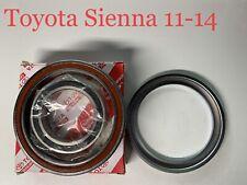 2 Bearings No1 No2 & Deflector(For 11-14 Sienna coupling)41303-28013
