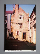 R&L Postcard: Wales, Tudor Merchant's House Tenby, Guideline/Viewfinder