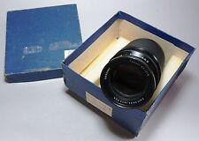 Carl Zeiss Jena Tessar 210/4.5 Lens for Rollei Rolleiflex SL66 camera in Box