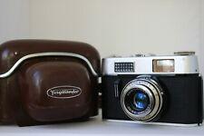Voigtlander Vitoret D 35mm film camera in Case