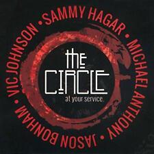 Sammy Hagar & the Circle - At Your Service - CD - New
