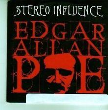 (CX714) Stereo Influence, Edgar Allen Poe - 2012 DJ CD