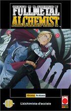Fumetto - Planet Manga - Fullmetal Alchemist 18 - Ristampa - Nuovo !!!