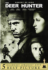 THE DEER HUNTER DVD (1978) Rober De Niro Meryl Streep Christopher Walken