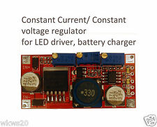 Constant Current Voltage Converter LED Driver Lithium NiMH Battery Charger 2596