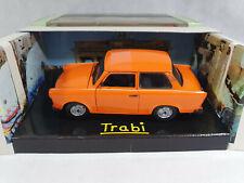 Vitesse Trabant 601, Orange, 18004, Boxed, 1.18 Diecast Model, Collectable