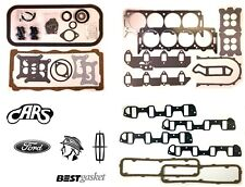 1958-1968 Ford Lincoln & Mercury 383 410 430 462 MEL | Full Engine Gasket Set
