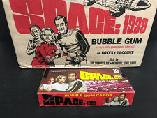 1976 Donruss SPACE : 1999 Trading Card Box (24 sealed packs) ~ Case Fresh!