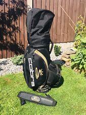 Cobra Black Golf Tour Bag