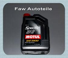 Oli, fluidi e lubrificanti MOTUL per veicoli Audi
