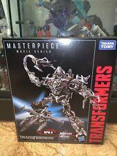 Transformers Masterpiece Movie Series MPM-8 Decepticon Megatron NEW MISB SEALED