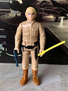 Bespin Luke Skywalker + Accessories - Kenner Vintage Star Wars, Hong Kong (1980)