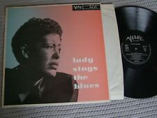 BILLIE HOLIDAY Lady Sings The Blues LP VERVE 2304 124 FRANCE Mono 198? EX / EX