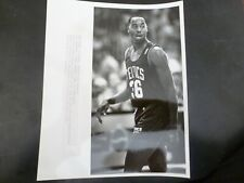 Vintage Glossy Press Photo-Tellis Frank Free Agent Camp Boston Celtics 7/13/1992