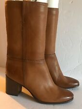 Frye Womens Nora Pull On Brown Fashion Boots Size 10 B (3479933)