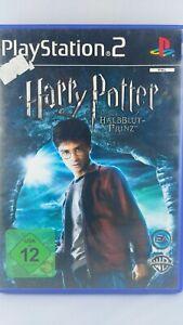 PS2 Harry Potter und der Halbblut Prinz Sony Playstation PS 2 ohne Anleitung
