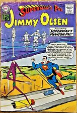 "SUPERMAN'S PAL JIMMY OLSEN COMICS #62 (1962) ""SUPERMAN'S SECRET PAL!"""