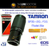 TAMRON SP 35-210 26A F/3.5 MACRO FULLY REBUILT DIGI OR MICRO4/3DS HIGHLY RATED