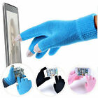 Soft Winter Men Women Touch Screen Gloves Texting Capacitive Smartphone Knit tus