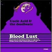 Blood Lust, Uncle Acid & The Deadbeats CD | 0803341377073 | New