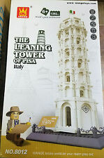 Lego® Compatible Architect Series Leaning Tower of Pisa 1033 pcs FREE US SHIP