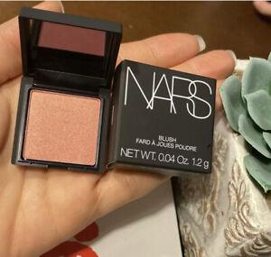 Nars Blush Orgasm - Smallest Mini Size 0.04 oz / 1.2 g New In Box