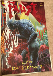 Faust Act 10 Love of the Damned by Tim Vigil (1993)