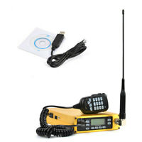 25W Dual Band Ham Radio 12000mAh Built-in Battery  Packable Portable Transceiver