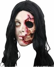 Halloween LifeSize Costume PRETTY WOMAN LATEX DELUXE MASK Haunted House