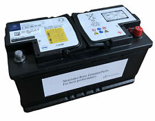 Original Mercedes Autobatterie 12V 92AH 95AH AGM Starterbatterie Start Stopp