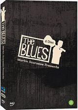 The Blues Boxset - Martin Scorsese Presents , 2003 DVD, NEW, 6 disc