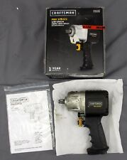 """Craftsman Pro Series 1/2"""" Compact Impact Wrench #9-51115 Twin Hammer Mechanism"""