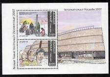 GREENLAND MNH 2007 SG525 International Polar Year Minisheet