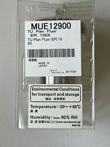 NEW 1pc Nikon TU Plan Fluor EPI 100x/0.90 MUE12900
