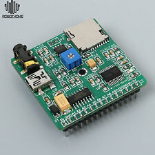 Audio Prompts MP3 Playback Module One To One Trigger  Broadcast Arduino Device