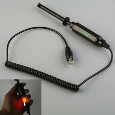 Universal Car Voltage Circuit Tester 6V/12V/24V DC Hook Probe Test Light Pencil