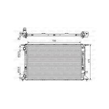 Radiateur moteur Audi : A4 , A5 , A6 , Q5