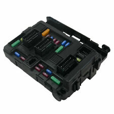 For Citroen C2 C3 C5 Berlingo Peugeot Partner 206 BSM Fuse Box Module 9650618280