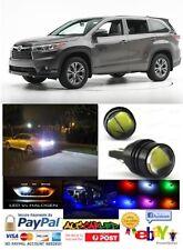 Toyota Kluger 08-14 white Xenon LED Projector bulb globe reverse light