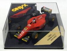 Voitures de courses miniatures Onyx pour Ferrari